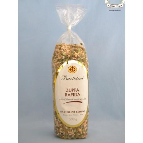 Zuppa rapida