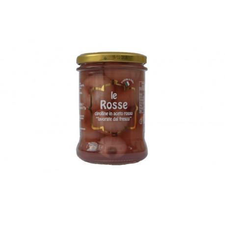 Cipolle borettane  in aceto balsamico