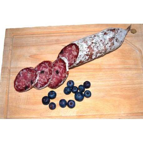 Salame al mirtillo